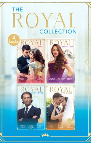 The Royal Collection (Mills & Boon Collections) Paperback  by Rebecca Winters