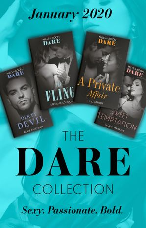The Dare Collection January 2020: Dirty Devil (Billion $ Bastards) / The Fling / Sweet Temptation / A Private Affair (Mills & Boon Collections) Paperback  by Jackie Ashenden