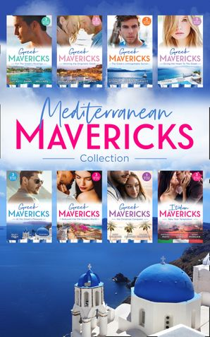 Mediterranean Mavericks: Greeks (Mills & Boon Collections) Paperback  by Jennie Lucas