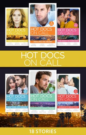 Hot Docs On Call Collection (Mills & Boon Collections) Paperback  by Lynne Marshall