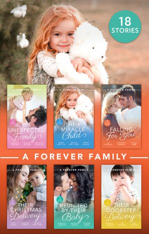 A Forever Family Collection (Mills & Boon Collections) Paperback  by Rebecca Winters