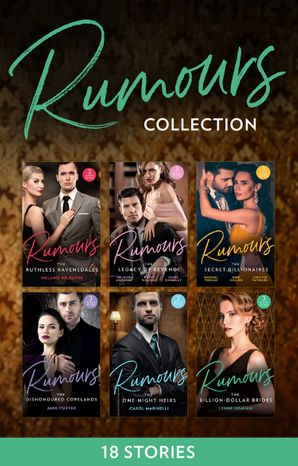 The Rumours Collection (Mills & Boon Collections) Paperback  by Melanie Milburne
