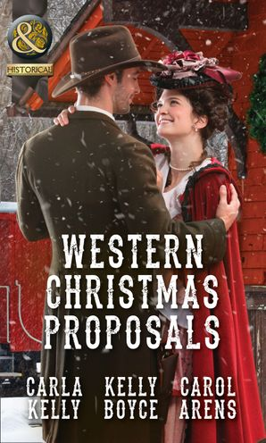 Western Christmas Proposals Paperback  by Carla Kelly