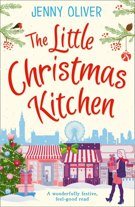The Little Christmas Kitchen - Jenny Oliver