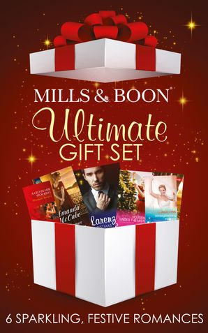 mills-and-boon-ultimate-gift-set-housekeeper-under-the-mistletoe-larenzos-christmas-baby-the-demure-miss-manning-a-ceo-in-her-stocking-winter-wedding-in-vegas