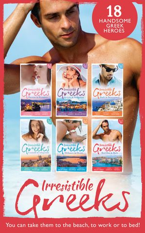 Irresistible Greeks Collection (Mills & Boon Collections)