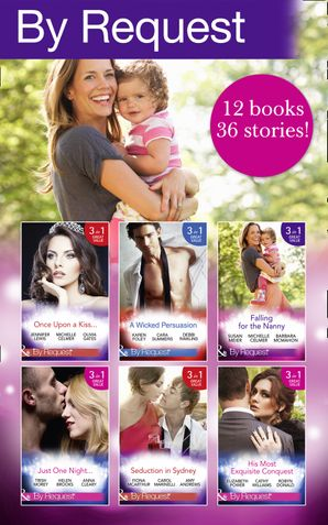 By Request Collection April-June 2016 (Mills & Boon Collections)