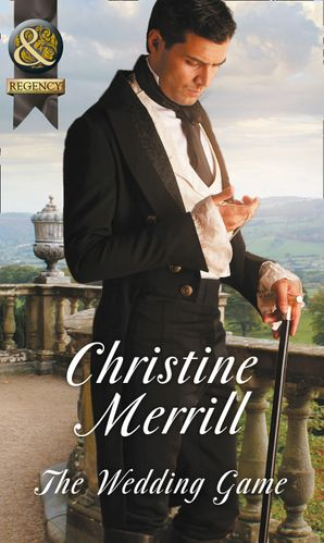 The Wedding Game Paperback  by Christine Merrill
