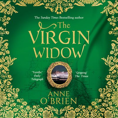 Virgin Widow - Anne O'Brien, Read by Laura Kirman