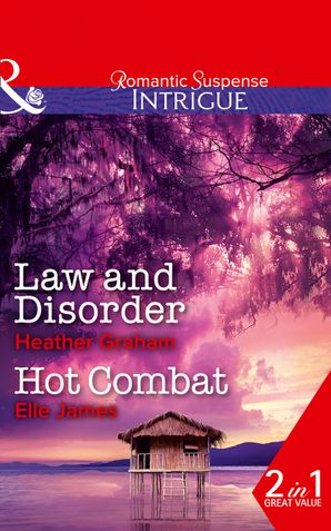 Law And Disorder Paperback  by Heather Graham