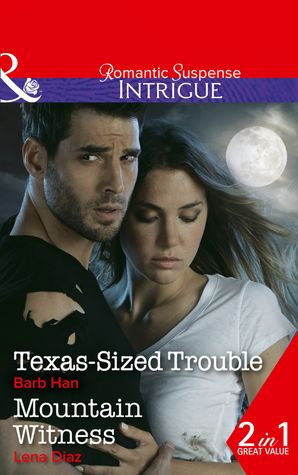 Texas-Sized Trouble Paperback  by Barb Han