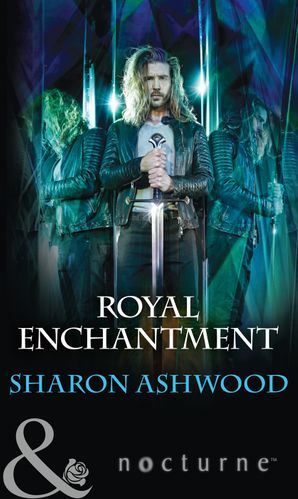 Royal Enchantment Paperback  by Sharon Ashwood