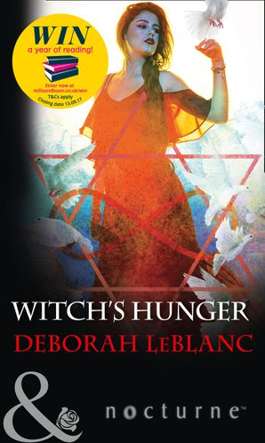 Witch's Hunger Paperback  by Deborah LeBlanc
