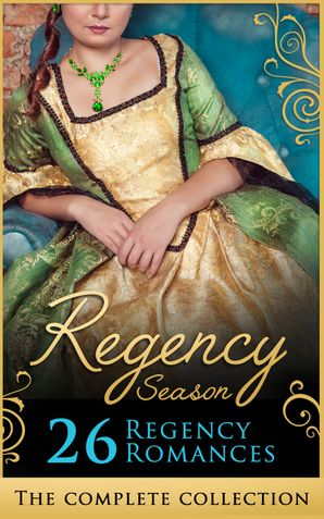 The Complete Regency Season Collection (Mills & Boon Collections) Paperback  by Carole Mortimer