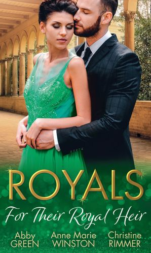 Royals: For Their Royal Heir Paperback  by Abby Green