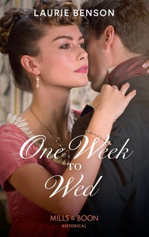 One Week To Wed (The Sommersby Brides, Book 1) Paperback  by Laurie Benson