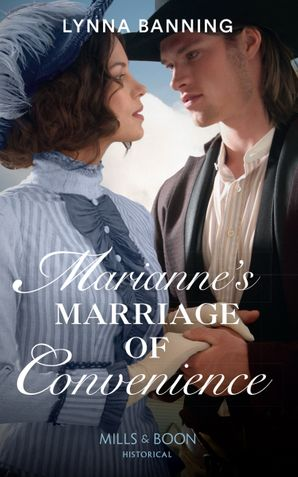 Marianne's Marriage Of Convenience Paperback  by Lynna Banning