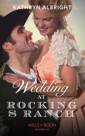 Wedding At Rocking S Ranch (Oak Grove) Paperback  by Kathryn Albright