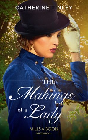 The Makings Of A Lady Paperback  by