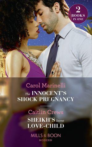 The Innocent's Shock Pregnancy Paperback  by Carol Marinelli