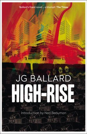 High-Rise Paperback  by J. G. Ballard