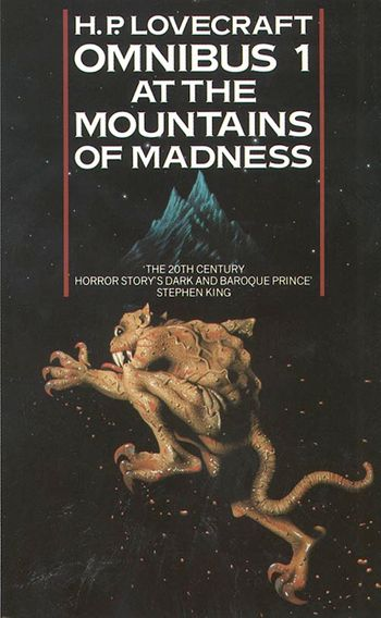 At the Mountains of Madness and Other Novels of Terror - H. P. Lovecraft