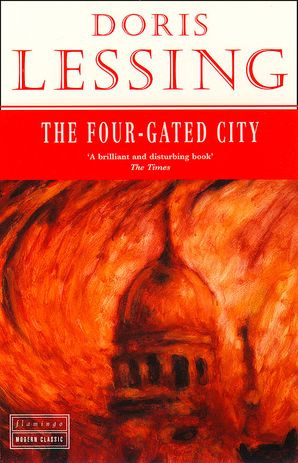 The Four-Gated City Paperback  by Doris Lessing