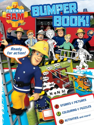 Fireman Sam Bumper Book! -