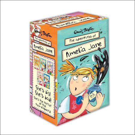 The Amelia Jane Collection - Enid Blyton