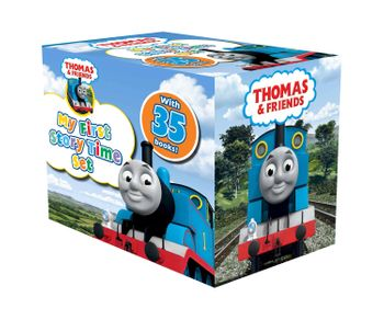 Thomas & Friends My First Story Time Set (Thomas Story Time) -