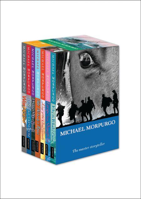 DEAN Morpurgo 7-Copy Slipcase - Michael Morpurgo