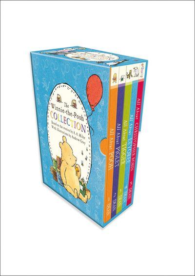 All About Winnie-the-Pooh Gift Set - Egmont Publishing UK
