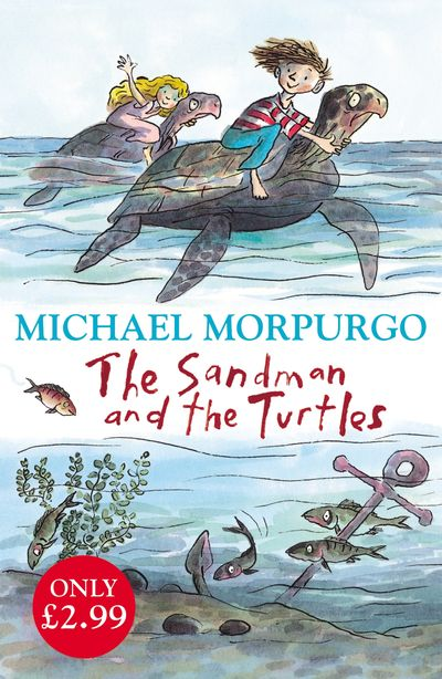 DEAN Sandman and the Turtles - Michael Morpurgo