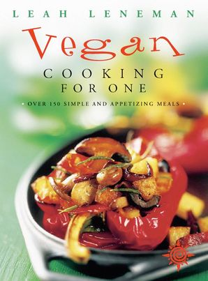 Vegan Cooking for One Paperback  by Leah Leneman
