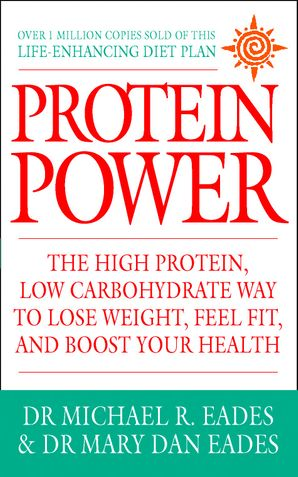 Protein Power Paperback  by