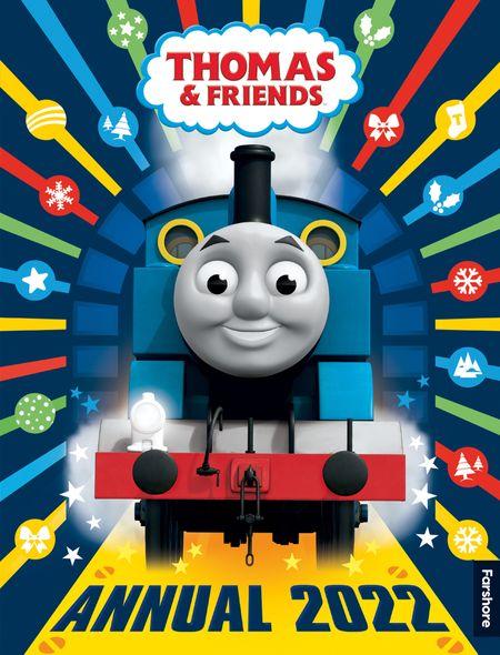 Thomas & Friends: Annual 2022 - Thomas & Friends