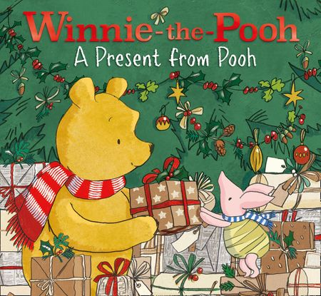 Winnie-the-Pooh: A Present from Pooh - A. A. Milne