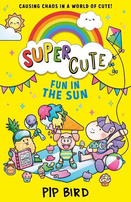 Super Cute – Fun in the Sun - Pip Bird