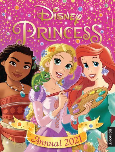 Disney Princess Annual 2021 - Egmont Publishing UK