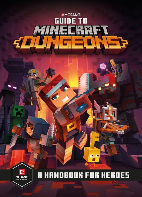 Guide to Minecraft Dungeons - Mojang AB