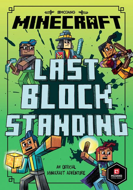 Minecraft: Last Block Standing (Woodsword Chronicles #6) (Woodsword Chronicles) - Nick Eliopulos