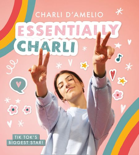 Essentially Charli: the Charli D'Amelio Journal - Charli D'Amelio