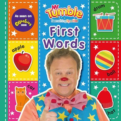 Mr Tumble Something Special: First Words -