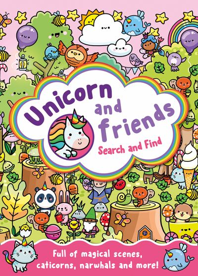 Unicorn and Friends Search and Find - Egmont Publishing UK