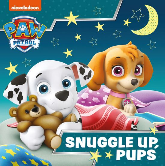 Paw Patrol Picture Book – Snuggle Up Pups -