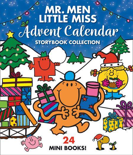 Mr Men Little Miss Advent Calendar - Adam Hargreave