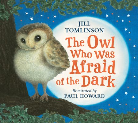 The Owl Who Was Afraid of the Dark - Jill Tomlinson, Illustrated by Paul Howard