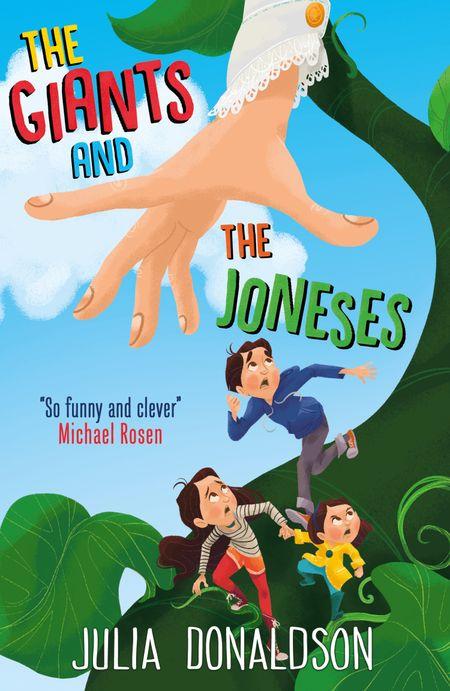 The Giants and the Joneses - Julia Donaldson