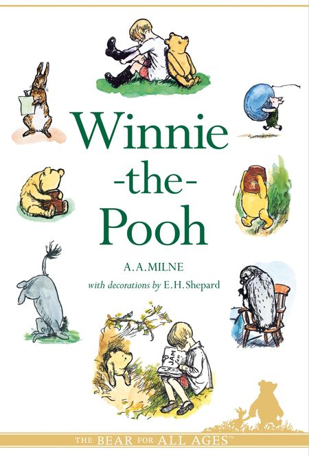 Winnie-the-Pooh (Winnie-the-Pooh – Classic Editions) - A. A. Milne, Illustrated by E. H. Shepard