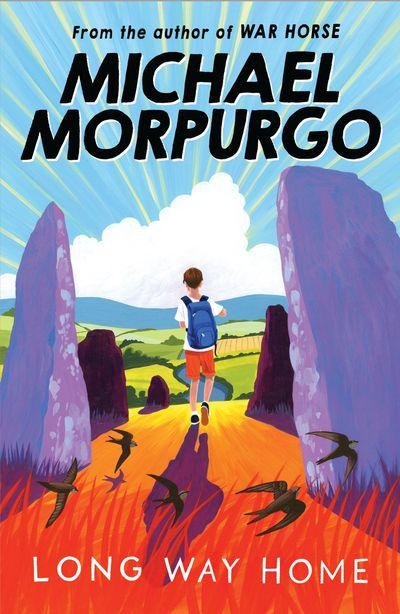 Long Way Home - Michael Morpurgo